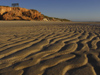 584 Western Australia - Coral Bay: beach - sand patterns - photo by M.Samper)