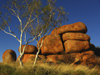 17 Australia - Northern Territory - Devil's Marbles Conservation Reserve - photo by M.Samper)
