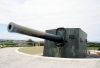 Australia - Oliver Hill - Fremantle (WA): coastal battery - H1 gun - photo by Rod Eime