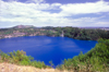 Australia - Mt. Gambier's Blue Lake, South Australia - photo by G.Scheer