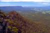 Blue Mountains, New South Wales, Australia: Hargreaves Lookout, near Blackheath - photo by G.Scheer