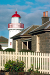 Great Ocean Road, Warrnambool, Victoria, Australia: Warrnambool Lighthouse, Victoria, Australia - photo by G.Scheer