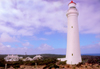 Great Ocean Road, Portland Bay, Victoria, Australia: Nelson Lighthouse - Shire of Glenelg - photo by G.Scheer