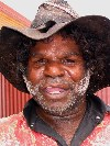 Northern Territory: Aborigine man (photo by A.Hernandez)