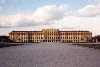 Austria / Österreich -  Vienna: Schönbrunn - Maria Teresa's yellow Palace  (architect: Nikolaus Pacassi) - Unesco world heritage site (photo by M.Torres)