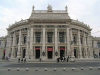 Austria / Österreich -  Vienna: Hofburgtheater - National Theatre (photo by J.Kaman)