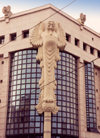Austria / Österreich -  Vienna: Art Deco corner (photo by M.Torres)