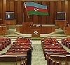 Azerbaijan - Baku - National Assembly -  Milli Mejlis - debate