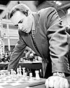 Kasparov plays in Lisbon - Portugal