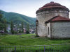 Sheki / Shaki / Saxi / Sexi, Azerbaijan: Albanian Church, now a museum - photo by L.McKay