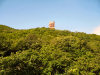 Azerbaijan - Altyaghach National Park, Xizi rayon: forest and watch tower - Altyaghaj - Altiagac - photo by N.Mahmudova
