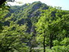 Azerbaijan - Lahic / Lahuj (Ismailly Rayon): hills and woods (photo by Rashad Khalilov)