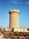 Mardakan: Round tower