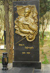 Azerbaijan - Baku: tomb of Bashir Safaroglu - Honour cemetery - photo by M.Torres