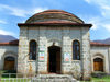 Sheki / Shaki - Azerbaijan: Albanian church - Museum of applied art - photo by N.Mahmudova