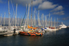 Azores / Açores - Horta: yachts in marina II / iates na marina - photo by A.Stepanenkp