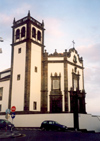 Azores - Ponta Delgada: St. Peter's Church / Igreja de S�o Pedro (Largo Dunn) - photo by M.Durruti