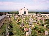 Azores / A�ores - Maia: cemit�rio / cemetery - photo by M.Durruti