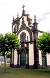 Azores / A�ores - S�o Miguel - Ponta Delgada: Mother of God Chapel / Ermida da M�e de Deus - photo by M.Durruti