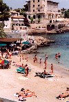 Majorca / Mallorca / Maiorca: Cala Major / Cala Mayor - the beach / play / platja (photographer: Miguel Torres)