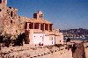 Ibiza / Eivissa: Ibiza - behind the Cathedral