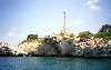 Majorca / Mallorca / Maiorca: Caleta de Santa Ponca - Memorial celebrating the landing of Jaume I of Aragon in 1229  (photographer: David S. Jackson)