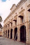 Menorca: Ciutadella de Menorca - the hospital / hospital municipal  (photo by Miguel Torres)