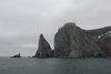 Bear Island / Bj�rn�ya, Svalbard: sea stack - photo by R.Behlke