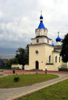 Mir, Karelicy raion, Hrodna Voblast, Belarus: Orthodox church of the Holy Trinity - photo by A.Dnieprowsky