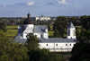 Mogilev, Mahilyow Voblast, Belarus: Orthodox Monastery of St. Nicholas - Baroque style church and convent - photo by A.Dnieprowsky