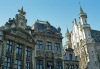 Belgium - Brussels: town hall  (photo by Pierre Jolivet)