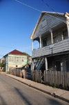 Belize City, Belize: old house on King st - photo by M.Torres