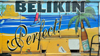 San Ignacio, Cayo, Belize: Belikin beer is available everywhere - truck side - photo by M.Torres