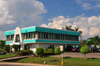 Belmopan, Cayo, Belize: Belize Bank - Constitution Drive - photo by M.Torres