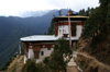 Bhutan - Tango Goemba - founded by Lama Gyalwa Lhanampa in the 12th century - photo by A.Ferrari