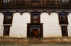 Bhutan - entrance of the museum - Ugyen Chholing palace - photo by A.Ferrari