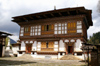 Bhutan - Ugyen Chholing palace - photo by A.Ferrari