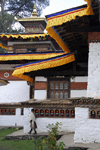 Bhutan, Paro: Kyichu Lhakhang - photo by J.Pemberton