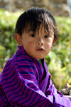 Bhutan, Paro: Young boy in traditional dress - photo by J.Pemberton