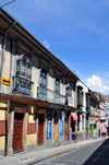 La Paz, Bolivia: old buildings along Calle Comercio - photo by M.Torres