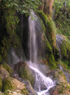 Bosnia / Bosnia / Bosnien - Kravice waterfalls - river Trebizat (photo by J.Kaman)