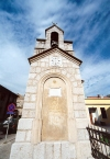 Trebinje (Bosnian Serb Republic / Republika Srpska): belfry - church - bell tower(photo by M.Torres)