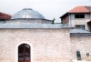 Bosnia-Herzegovina - Mostar: old Turkish baths, now the tourism office (photo by M.Torres)