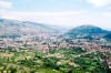 Bosnia-Herzegovina - Mostar: from above - veiw from the mountains (photo by M.Torres)