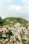 Bosnia-Herzegovina - Sarajevo: Jajce Fortress / castle / the fort (photo by M.Torres)