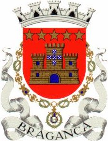 City of Bragança - civic arms