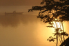 Brazil / Brasil - Rio Urubu / Urubu river : sunset / por do sol (photo by N.Cabana)