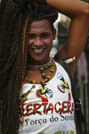 Brazil / Brasil - Salvador (Bahia): transgender person / transexual - photo by N.Cabana