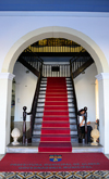 Olinda, Pernambuco, Brazil: city hall entrance, former palace of the Portuguese governors of Brazil - Prefeitura Municipal de Olinda - photo by M.Torres