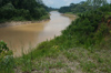 Brazil / Brasil - Porto Acre: river Acre / rio Acre (photo by Marta Alves)
